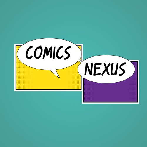 Bold & Colorful Logo Wanted For ComicsNexus.com