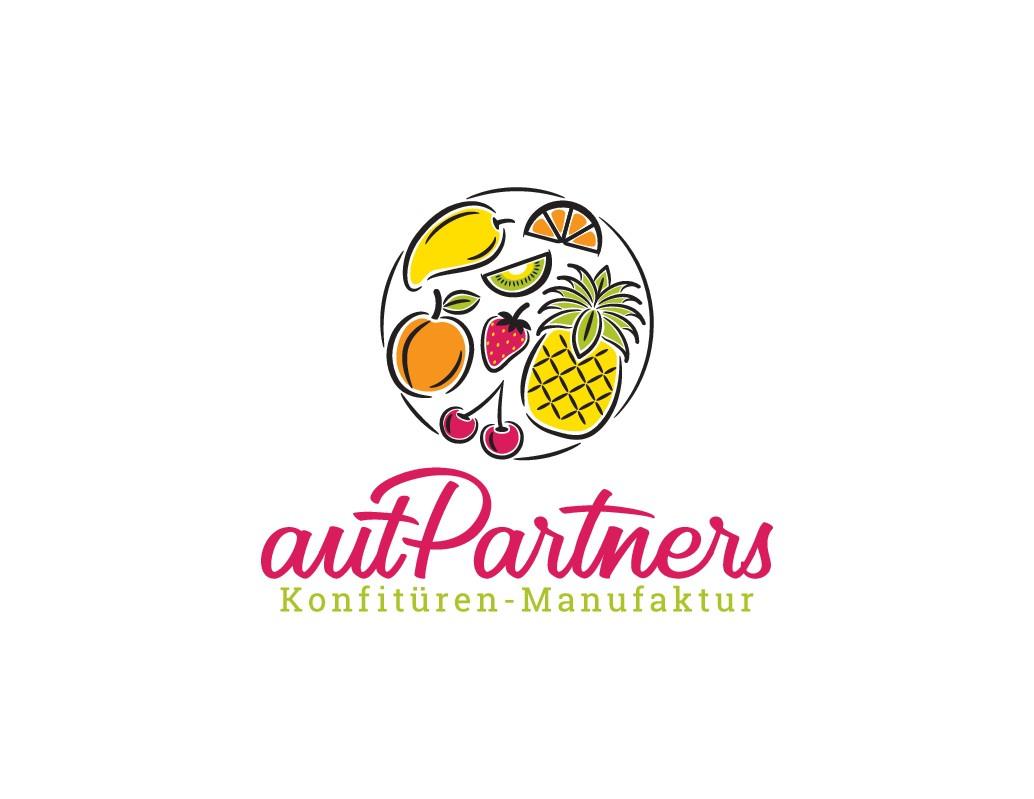 Create a logo for «autPartners Konfitüren-Manufaktur» and support autistic people