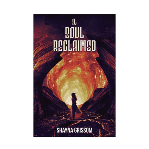 a soul reclaimed - book cover