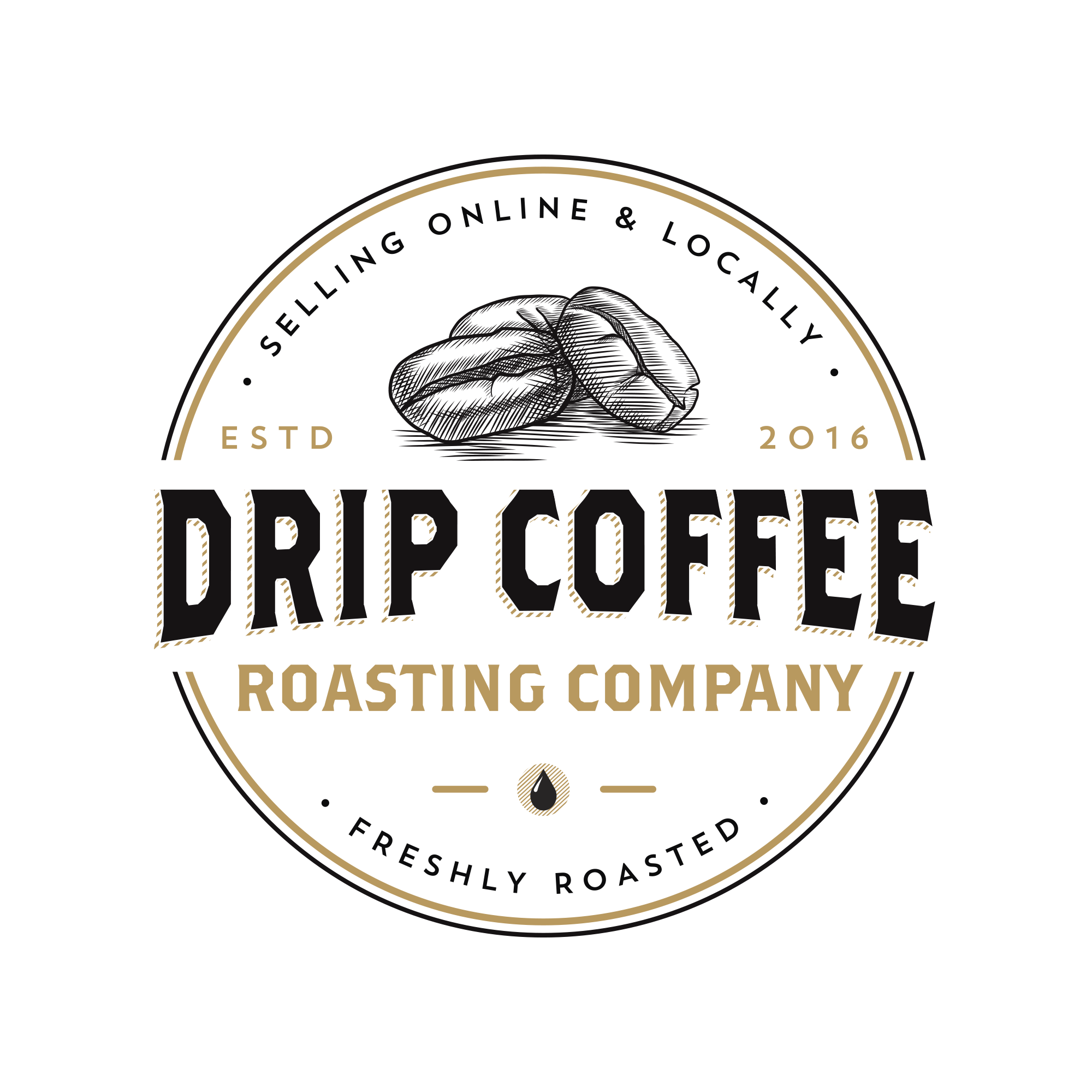 New Small-batch Coffee Roaster Needs a Logo