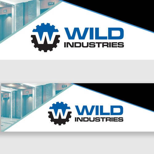 Email Banner Concept for Wild Industries