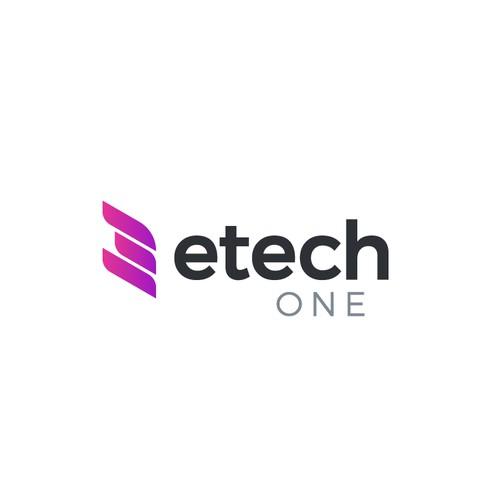 Etech one logo