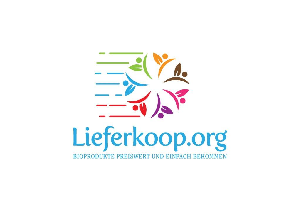 effektiv natürlich schönes Logo für einen besonderen Biolieferdienst