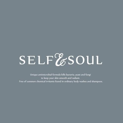 Simple and elegant logo for Self&Soul