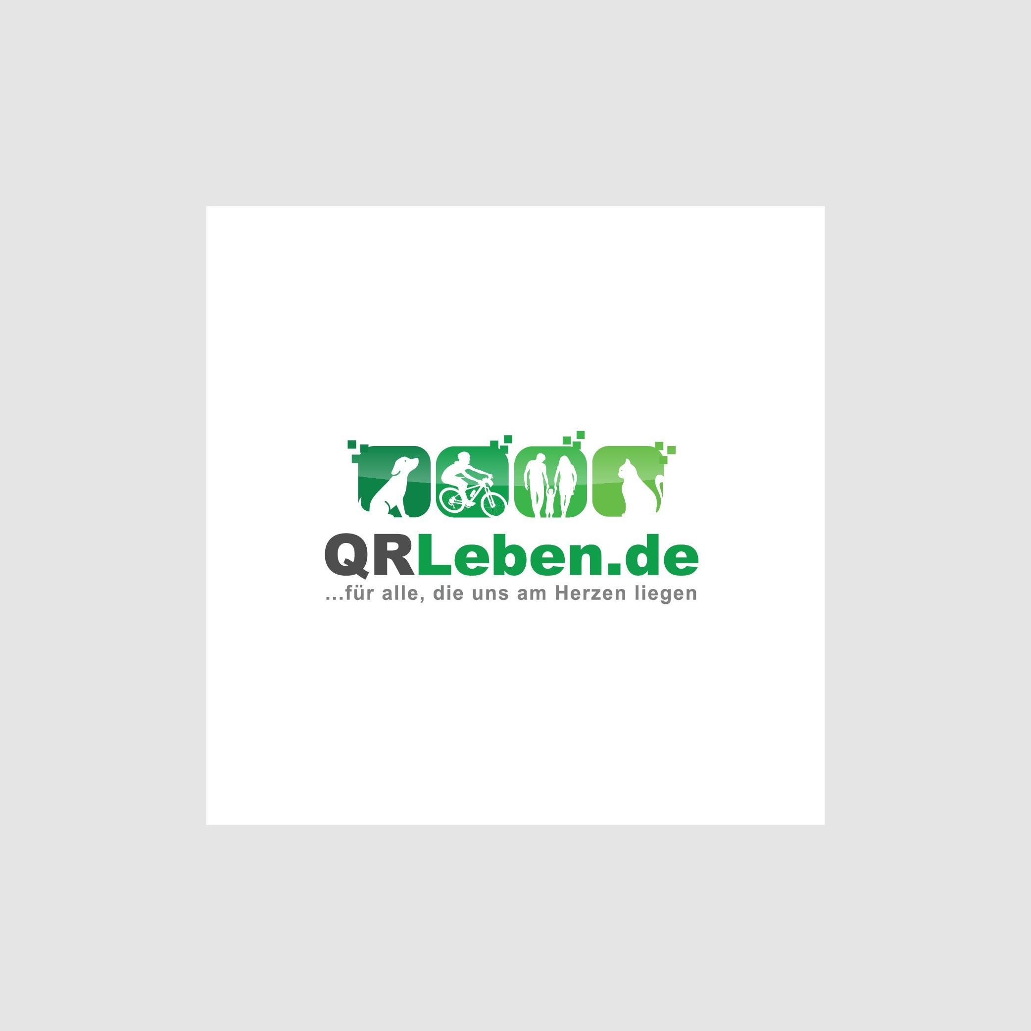erstelle ein Logo für einen QR Code Infodienst