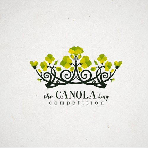 Logo for canola competition