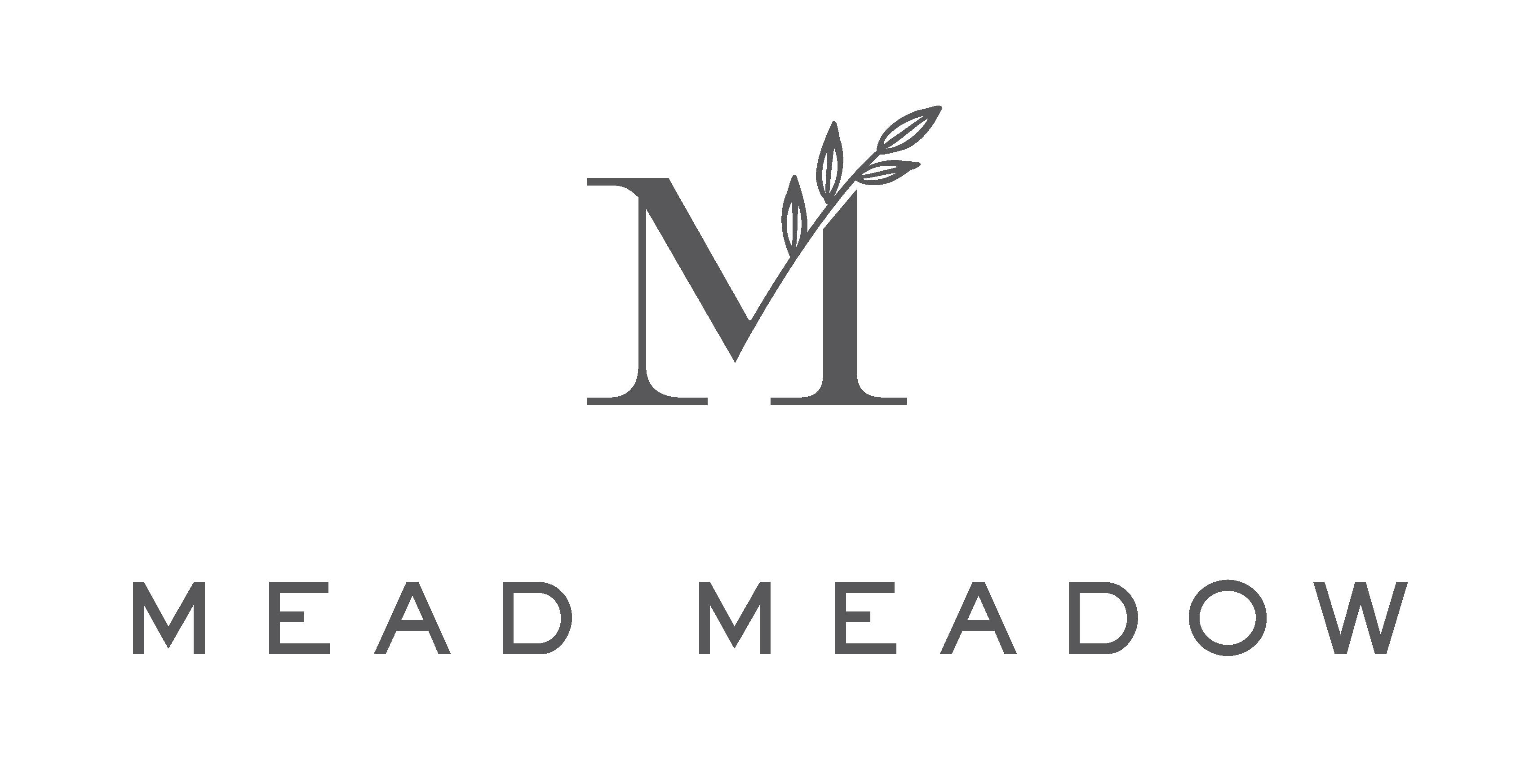 Mead Meadow Logo + Mark Design