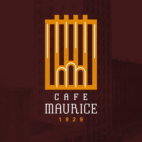 Cafe Maurice Logo