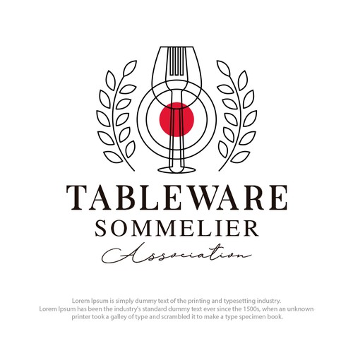 Restaurant elegant logo