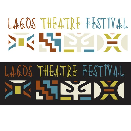 Create the next logo for Lagos Theatre Festival
