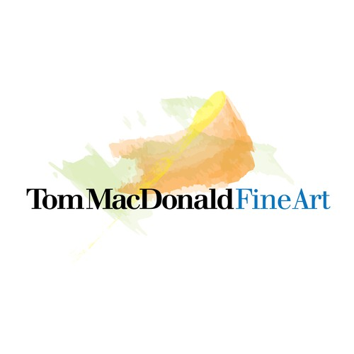 Help Tom MacDonald Fine Art with a new logo