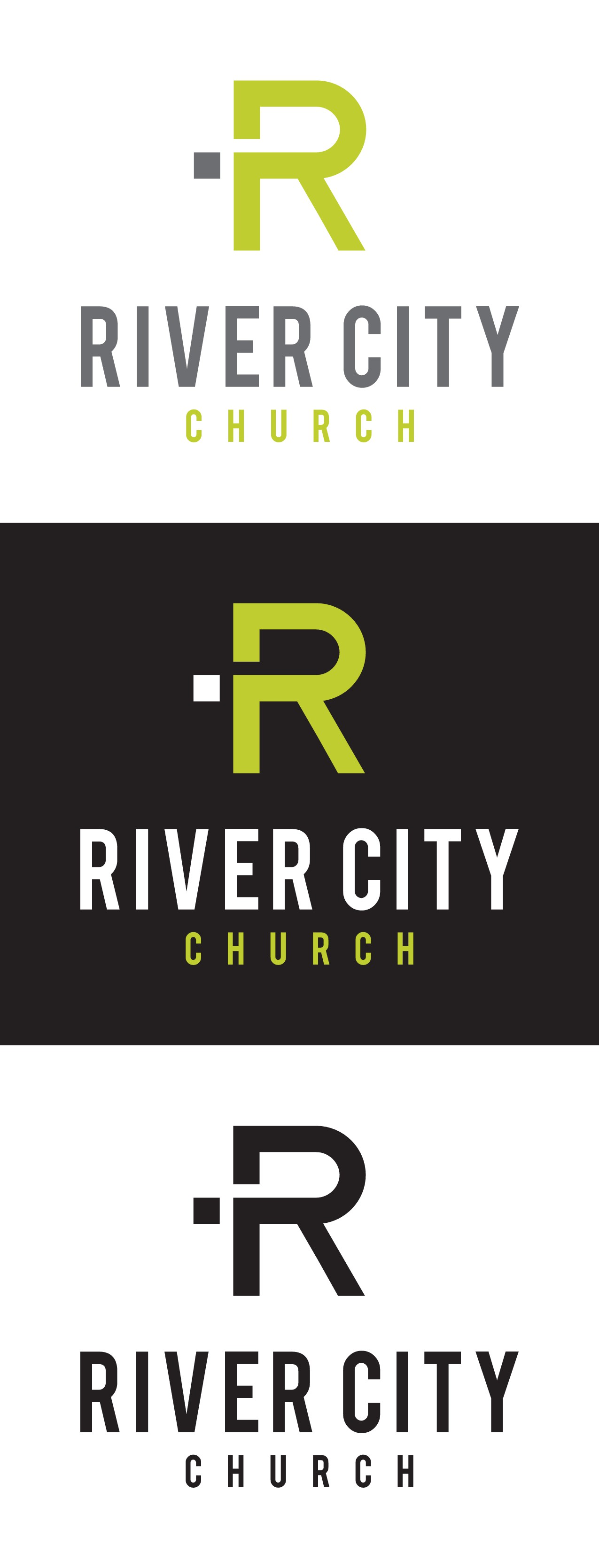 River City Church needs a clean logo