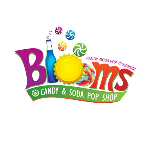 Coolest Candy Store Ever Needs Fantastical Logo - please help!