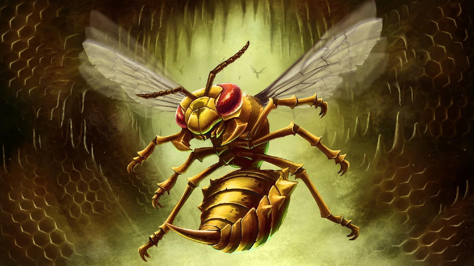 WASP - game character