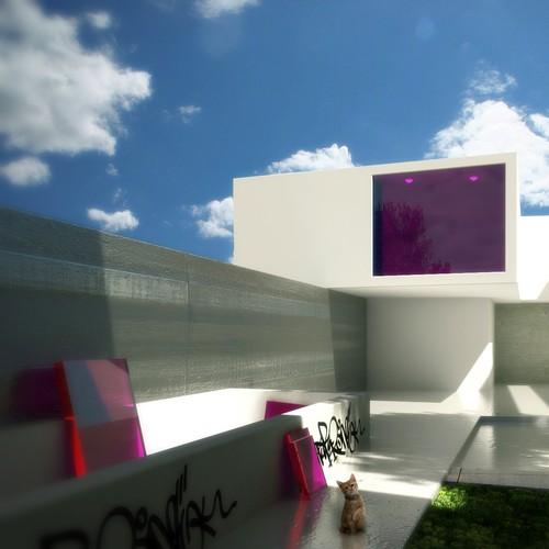 render -arquitectura