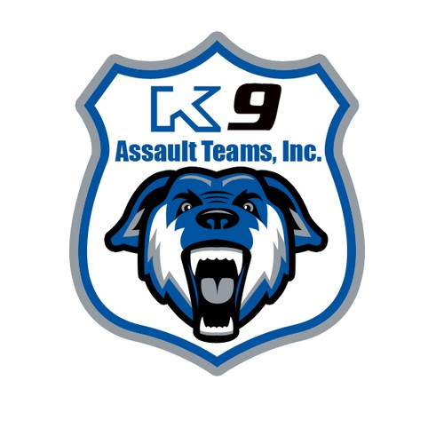 Help K9 Assault Teams, Inc. with a new logo