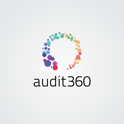 Audit 360 - Make it simple, clean, and modern needs a new logo