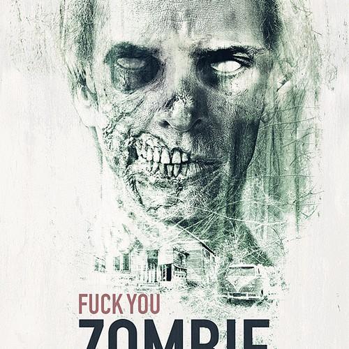 A design for a zombie book