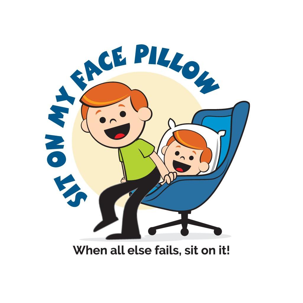 Commical Logo for Novelty Pillow