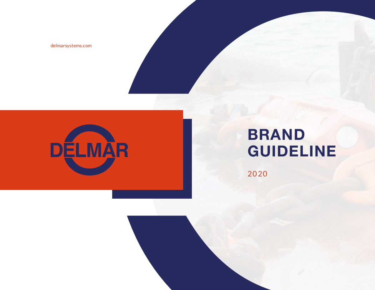 Delmar Systems Brand Guide