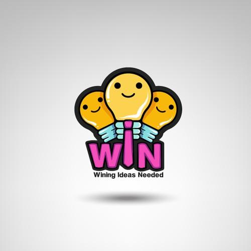 Concept Logo for WIN