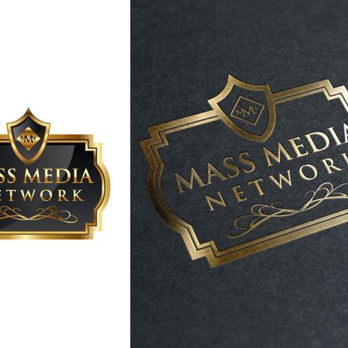 Media Company Needs Classy Logo Design