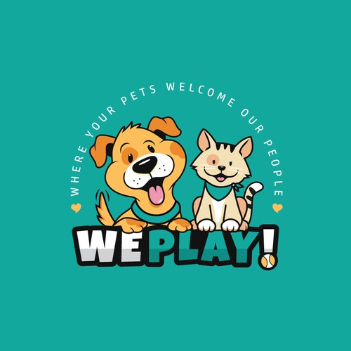 We Play!