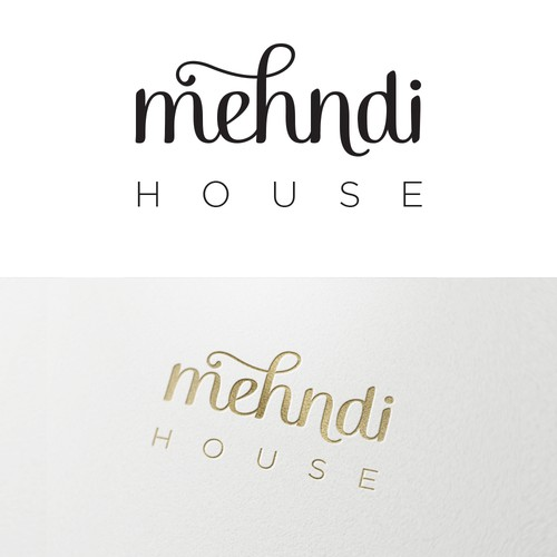 Upscale beauty/cosmetic logo wanted for Mehndi House