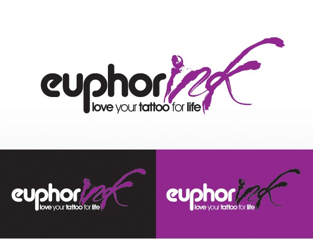 Like tattoos? Prove it! Create a new logo for euphorink!