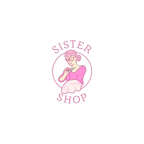 Logo for Sister Shop