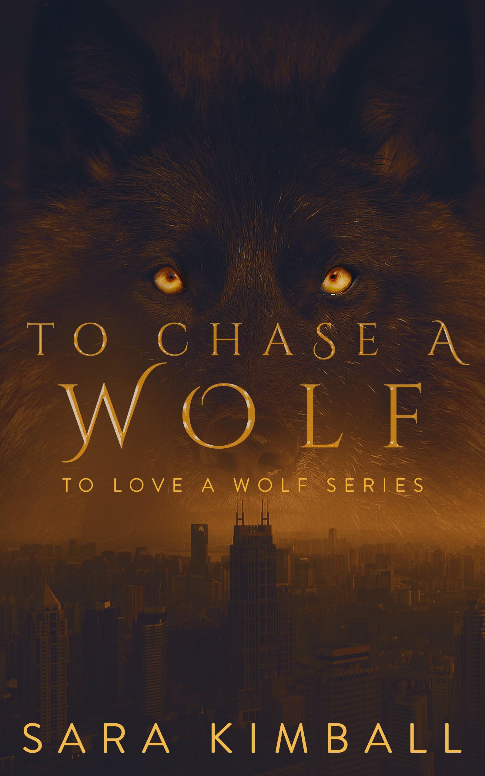 E book cover for Urban Fantasy Romance