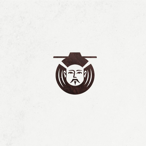 logo concept for a music data company