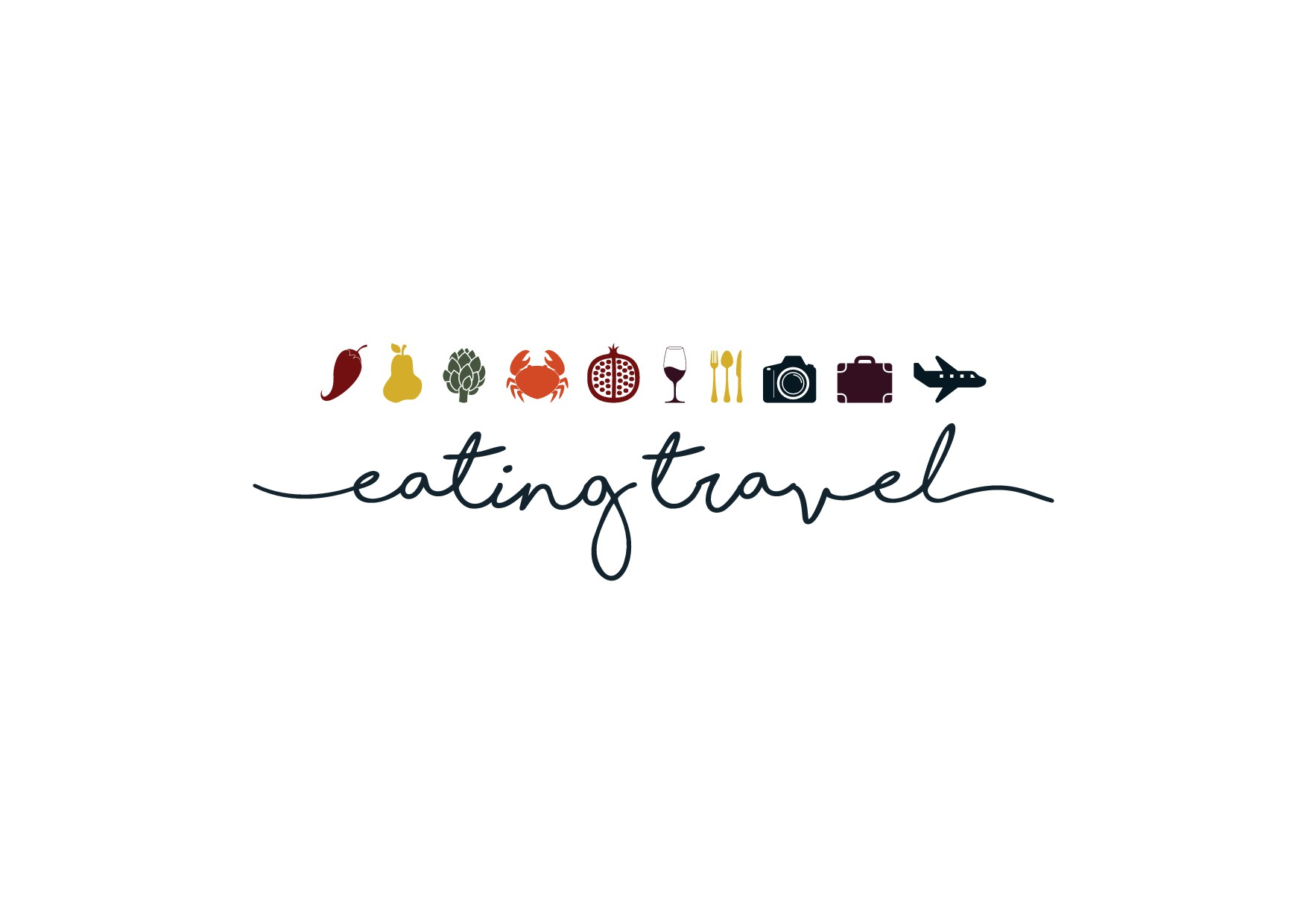 Luxe, bespoke lettering and logo needed for Foodie Travel brand