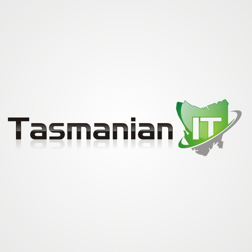 Tasmanian IT needs a new logo