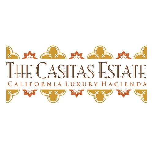 logo for The Casitas Estate