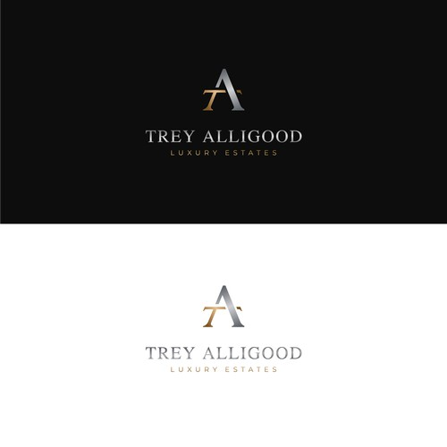 Logo for Trey Alligood Luxury Estates