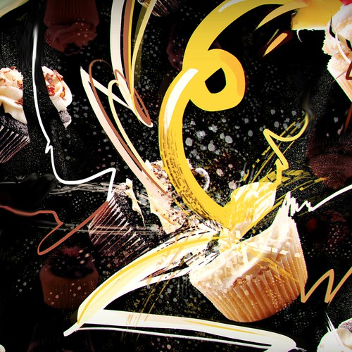Galactic Big Bang Cupcakes Explosion