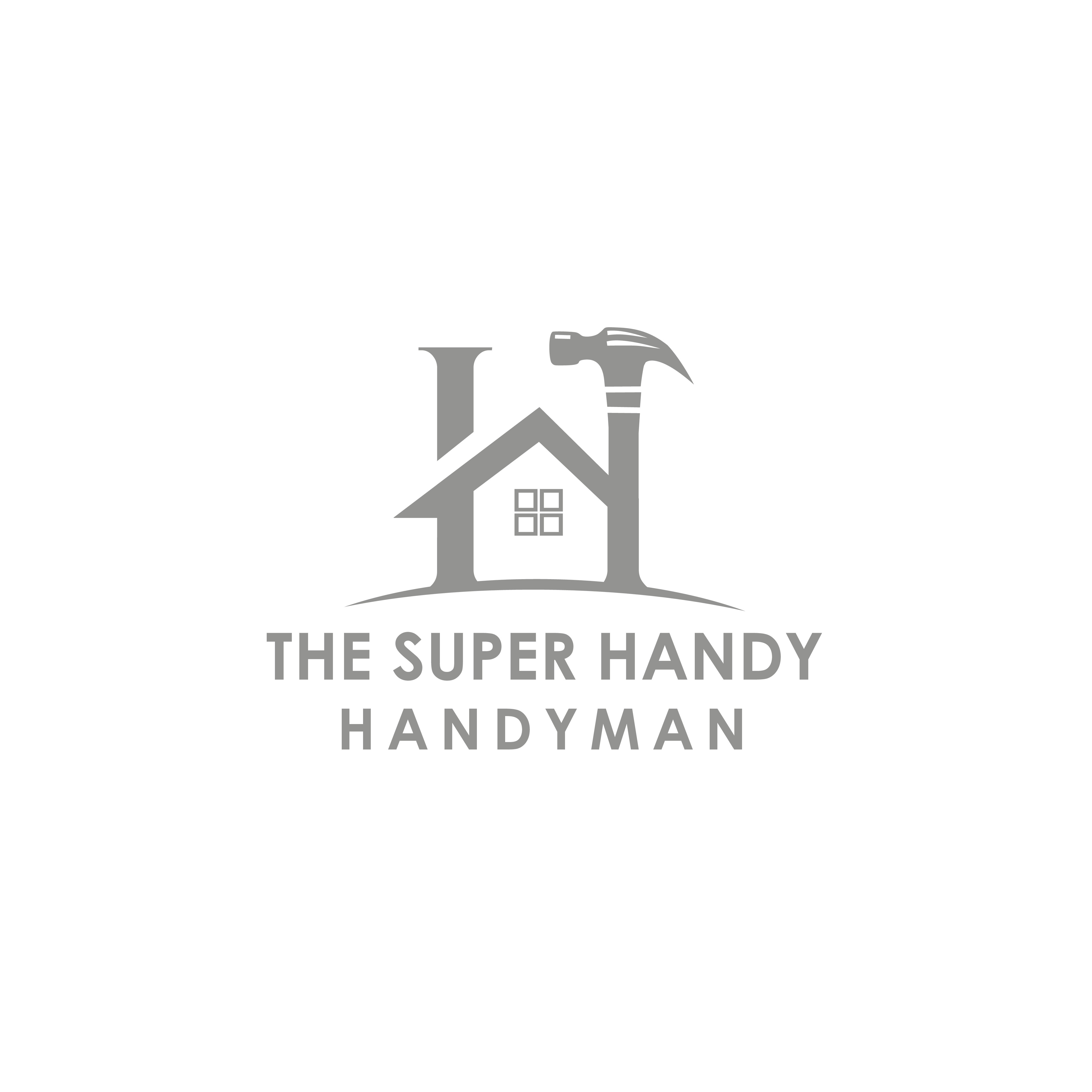 Looking for a logo that conveys skill and professionalism for a handyman.