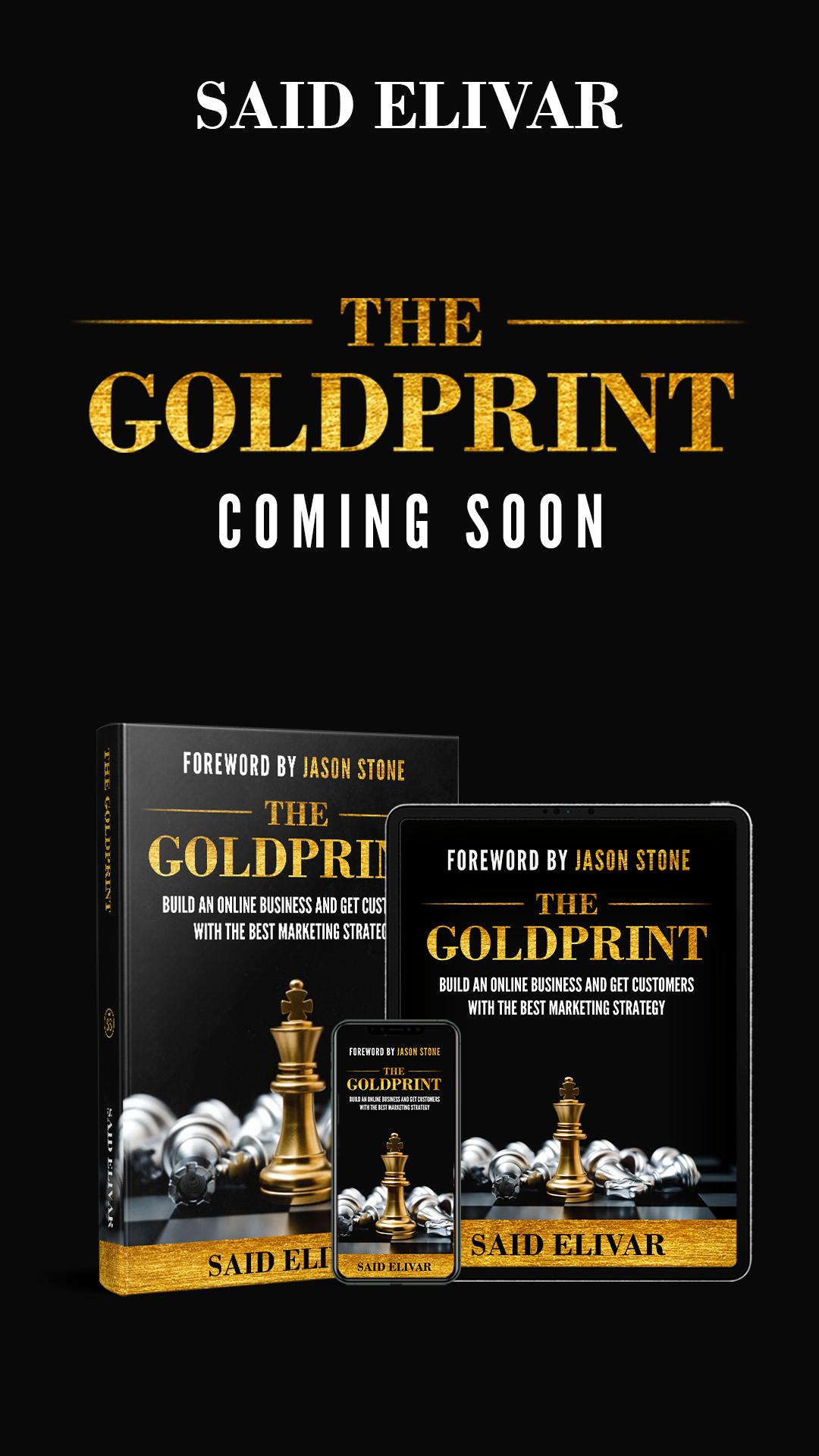 The Goldprint Promo