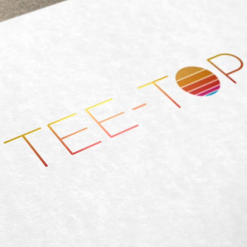 Logo for TEE-TOP