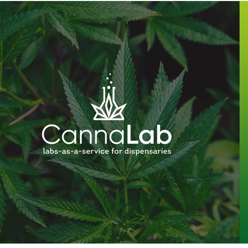 Logo for CannaLab