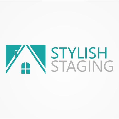 Create a Logo that is modern, interesting, easy to ready the business name, and catchy.