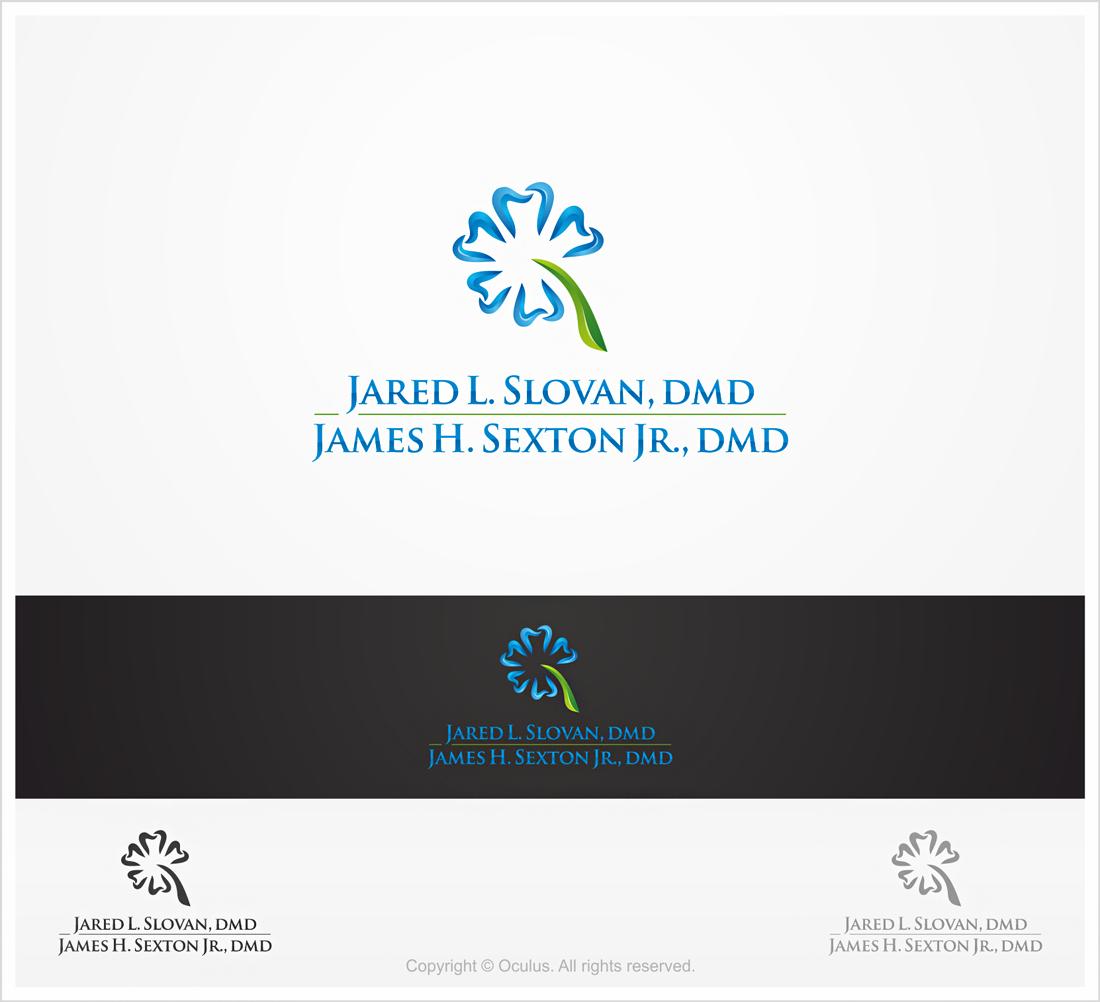 Create the next logo for Jared L. Slovan, DMD      &    James H. Sexton Jr., DMD