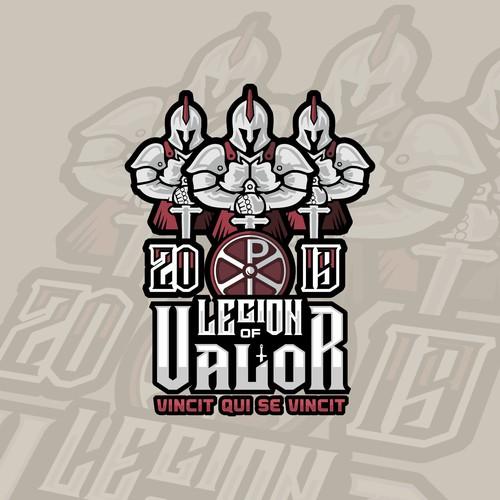Legion of Valor logo