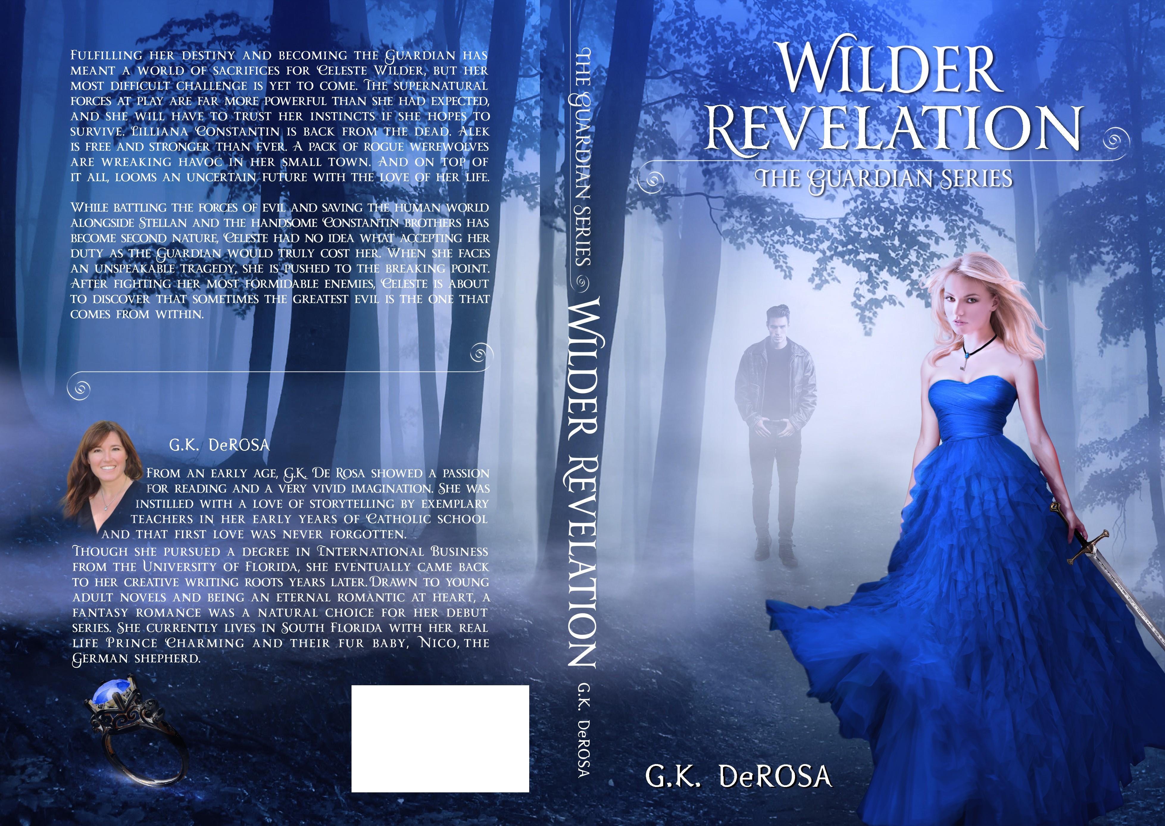 Cover for Wilder Revelation
