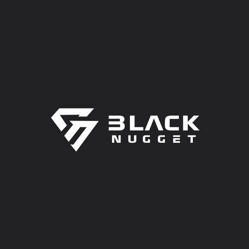 logo for BlackNugget