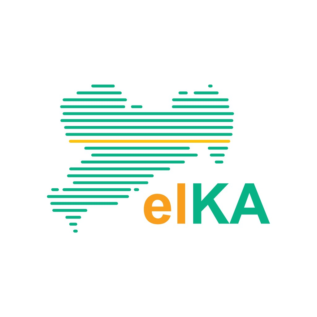Erstelle ein Logo für elKA - Das elektronische Archiv für Sachsens Kommunen