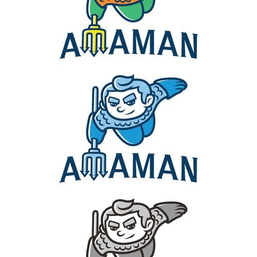 Amaman Logo