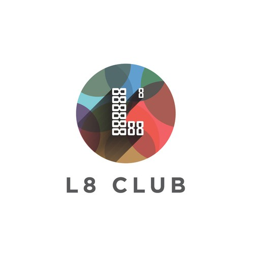 Logo design for an event (parties) club/space