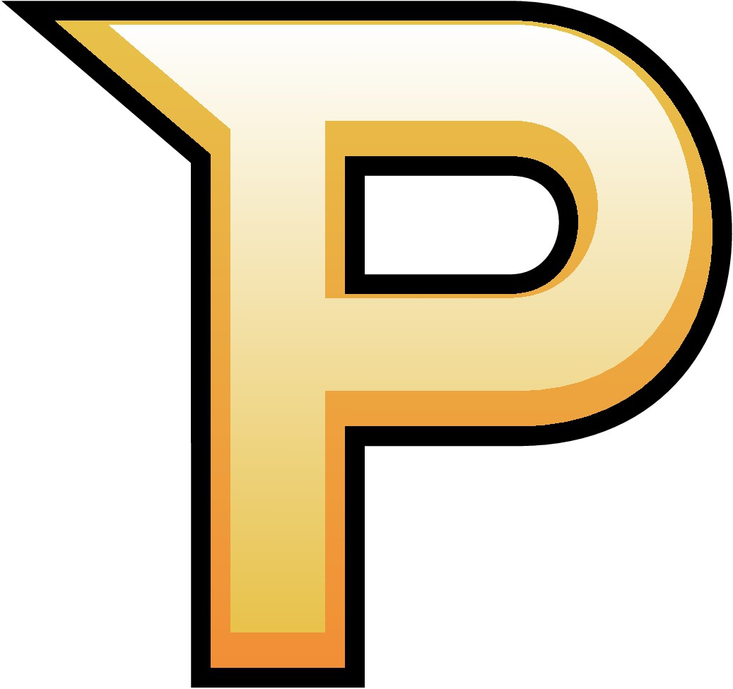 I need the P Logo as a Vactor and other files